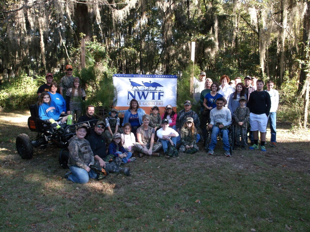 nwtf gator gobblers and sfrr pair up